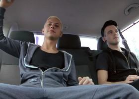 Matt Mac, Deacon Hunter and Stephan Black