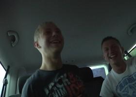 Scott West, Deacon Hunter and Josh Jared